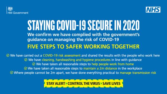 Covid-Secure